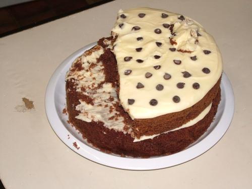 Chocolate Sandwich Sponge Cake Recipe