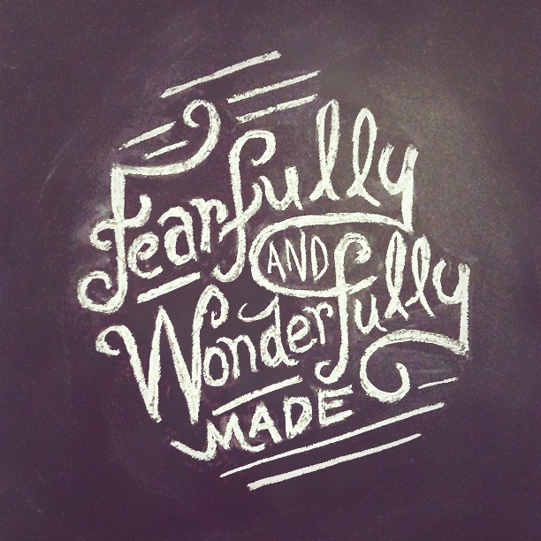 Fearfully And Wonderfully Made Vbs Craft Ideas