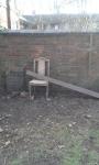 Churchyard chair