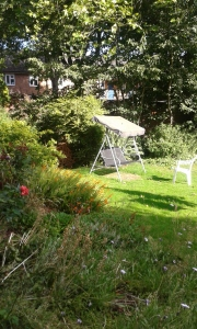 The garden is the place to be today