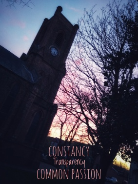 constancytransparencycommonpassion